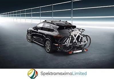 Porsche Cayenne with Bike Rack for sale - Google Search