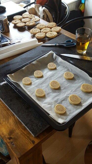 Kaneel koekjes, recept van laura's bakery 2016