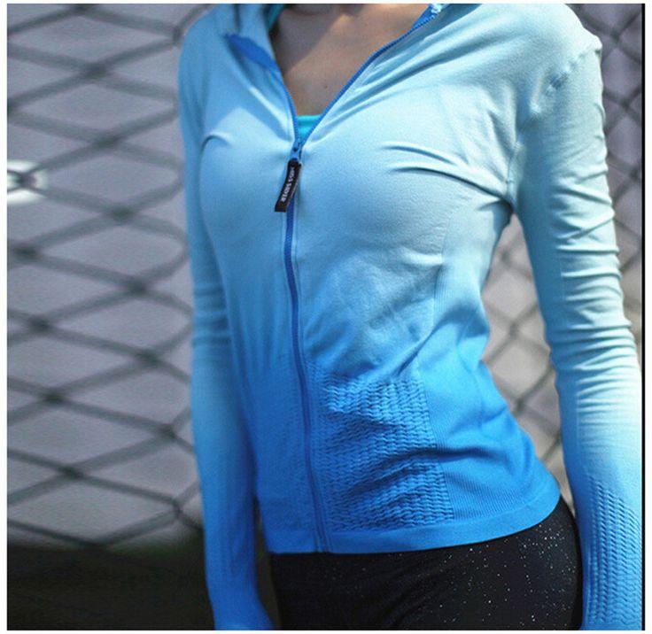 $28.04 (Buy here: https://alitems.com/g/1e8d114494ebda23ff8b16525dc3e8/?i=5&ulp=https%3A%2F%2Fwww.aliexpress.com%2Fitem%2FRunning-Shirt-Sports-Fitness-Clothing-for-Women-Running-Yoga-Tops-Zip-Outwear-Tracksuits-ropa-deportiva-mujer%2F32545155318.html ) Running Shirt Sports Fitness Clothing for Women Running Yoga Tops Zip Outwear Tracksuits ropa deportiva mujer Gym Sportswear for just $28.04