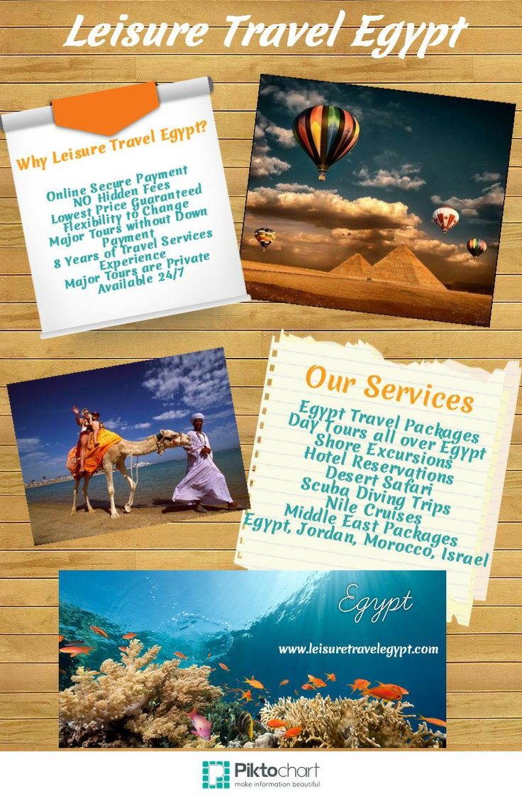 Egypt travel brochure examples for Egypt brochure templates