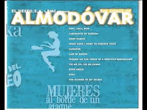 Songs in Almodovar's movies - Chavela Vargas sings, 'En El Ultimo Trago' / La flor de mi secreto / The Flower of My Secret