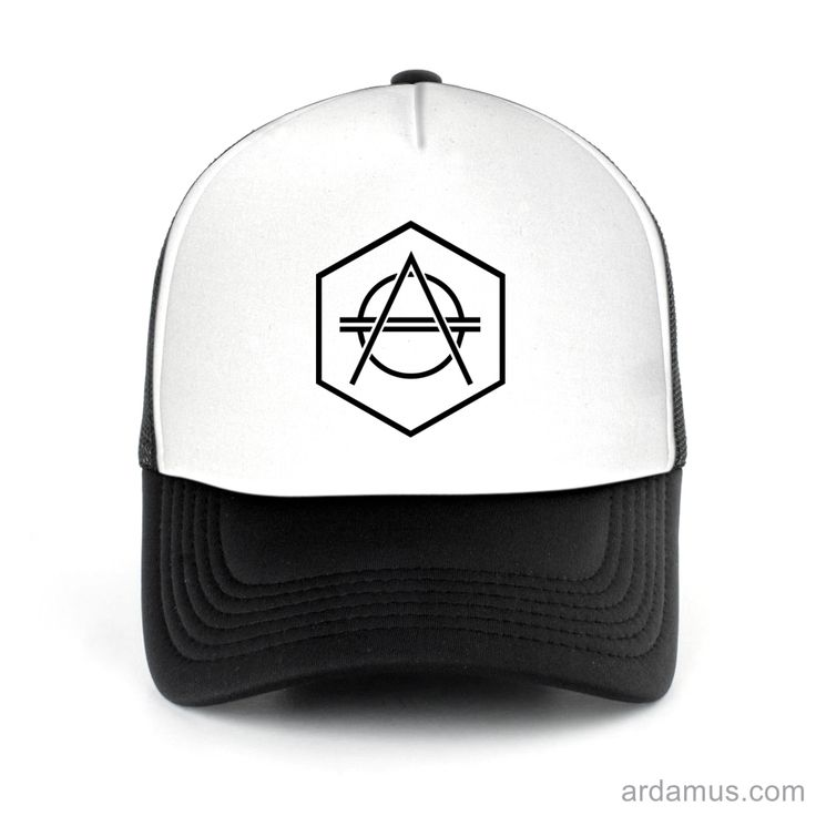 Don Diablo Logo Trucker Hat for men or women. Available color black, red, pink, green. Shop more at ARDAMUS.COM #djtruckerhat #djcap #djsnapback #djhat