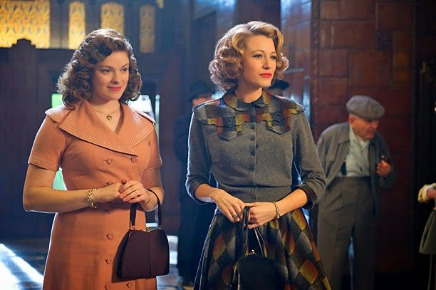 Age Of Adaline ~ Blake Lively's Costumes