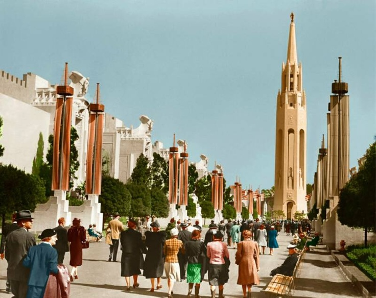 Take Me Back To 1939 S F World S Fair World S Fair