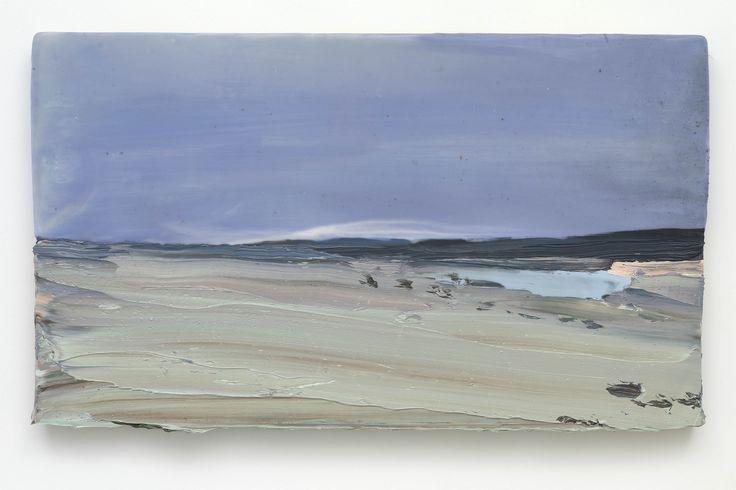 Anke Roder the beach