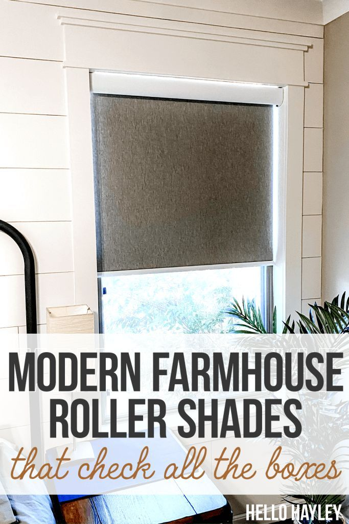 The Best Black Out Shades For Modern Farmhouse Windows Master Bedroom Window Treatments Window Treatments Bedroom Farmhouse Window Treatments