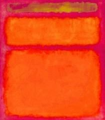 Mark Rothko ('Oranje, rood, geel', het duurst verkochte naoorlogse kunstwerk)