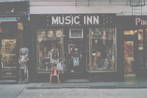 I love hanging here with friends, writing music - composing songs and writing lyrics together - drawing ideas for album covers. Its somewhere where i fit in - where i have friends who are creative and talented like i am