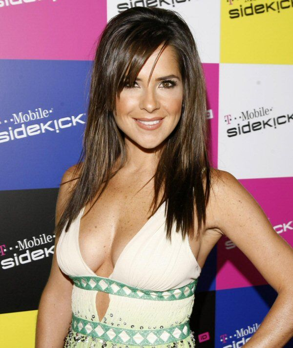 Kelly Monaco - love her hair