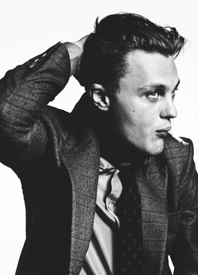 Michael Pitt. What will I do without you in my life? Boardwalk Empire will never be the same.