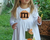 Fall Applique Shirt: Dresses Toddlers, Toddlers Dresses, Toddlers Fall, Personalized Dresses, Pumpkin Appliques, Fall Appliques, Applique Dresses, Cowboys Boots, Fall Dresses
