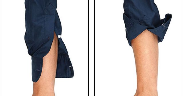 The Definitive Guide to Rolling Up Your Sleeves  - Esquire.com
