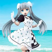 "Yui Horie's Virtual Alter-Ego ""Miss Monochrome"" Returns for 2nd Album"