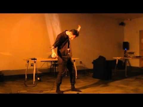 Guthman 2012 | Preliminaries | Xth Sense | Marco Donnarumma - YouTube