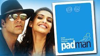 First Look PADMAN - Akshay Kumar, Sonam Kapoor - Film On SANITARY PADS | @Bollywood spy  #officialPoster #upcomingmovie #Bollywood #LatestNews