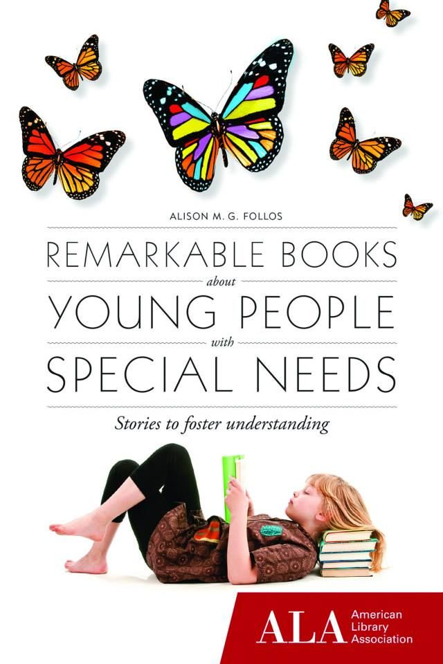 Remarkable books for young people with special needs: Middle Schools, Finding Books, Remark Books, Special Kids, Special Need, Schools Librarians, Hpl Special, Young People, Books For Kids