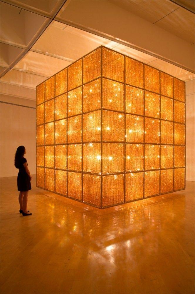 """Cube Light"" / Ai Weiwei"