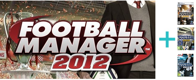 Pack Football Manager en oferta