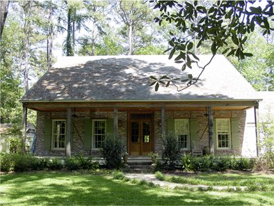 Acadian style house pictures and don 39 t you know my two for Acadian home builders