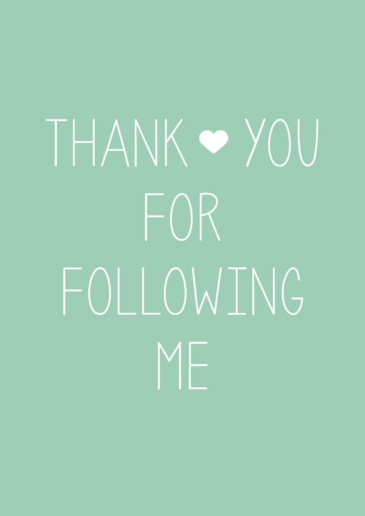 thank you for following me on pinterest <3...it's a pleasure to share the things i love with you...