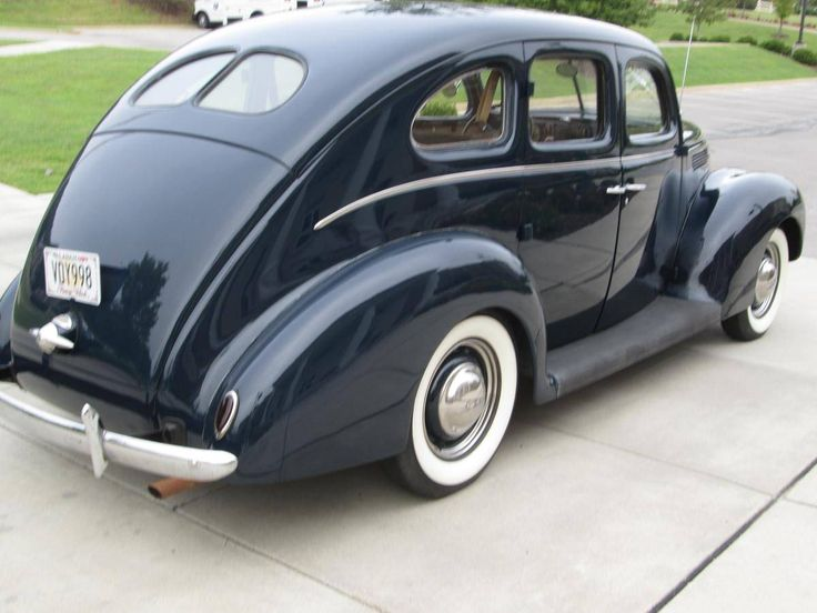 1938 ford model 81a 4 door deluxe sedan ford 1932 to for 1938 ford 4 door sedan