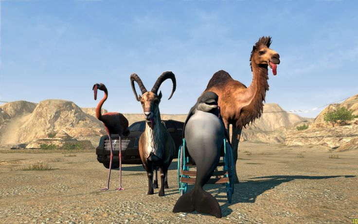 goat simulator payday all goats - Google Search