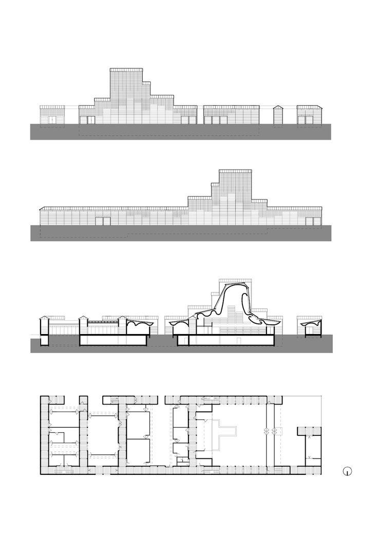 Church Of Light Floor Plan Part - 43: Jorn Utzon, Bagsværd Church.
