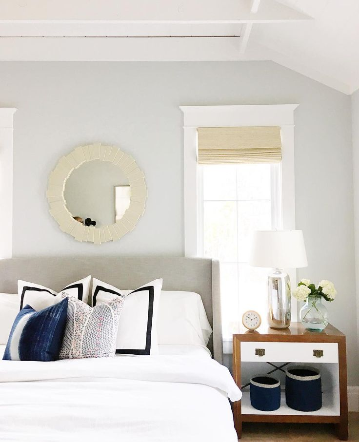 Love The Mirror In This Pretty Bedroom See More At Www Studio Mcgee