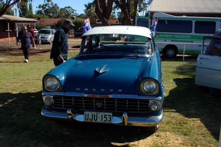 1962 Holden EK sedan