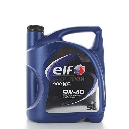 Huile Moteur Elf Evolution 900 NF 5W40 – Bidon de 5 L: Le lubrifiant moteur ELF Evolution 900 NF 5W40 garantit la propreté et la protection…