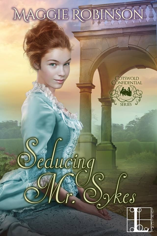 Seducing Mr. Sykes (Cotswold Confidential #2) by Maggie Robinson