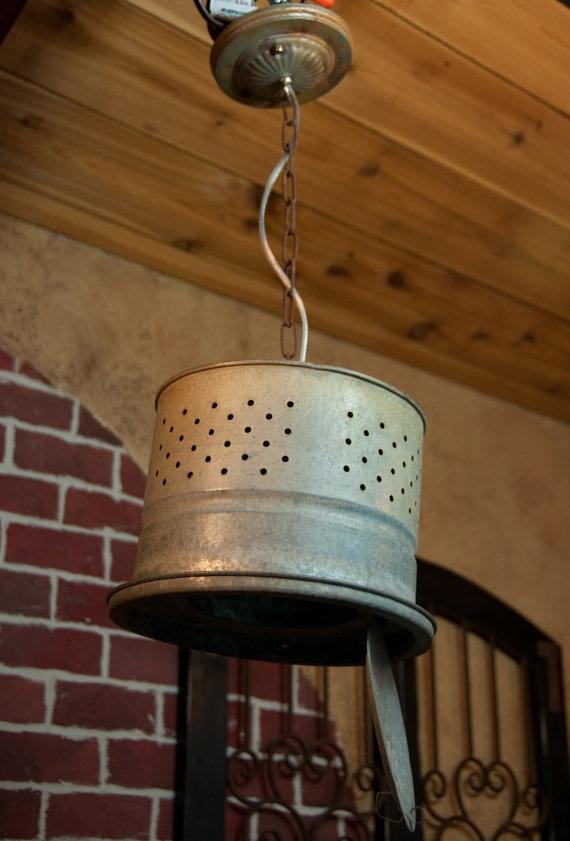Fresh 84 best Galvanized Lamps images on Pinterest | Chandeliers, Light  ML08