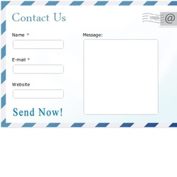 Best Contact Forms Images On   Contact Form Form