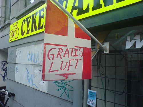 Gratis luft by @boetter, via Flickr