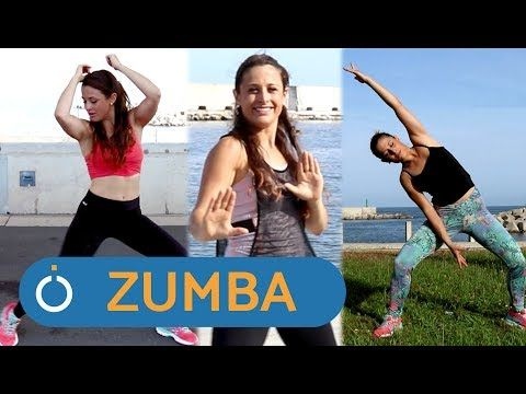 30 Minute Cardio Workout - oneHOWTO Zumba Fitness - YouTube