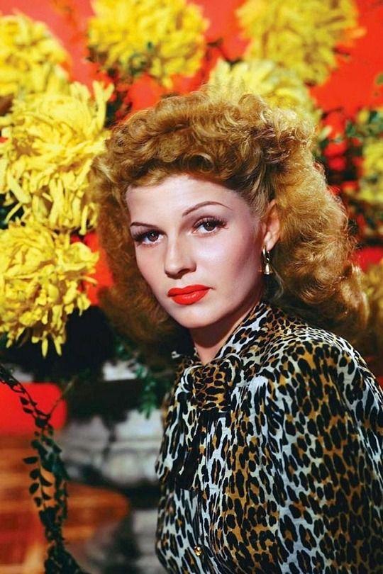 Previously Rita Hayworth Daily