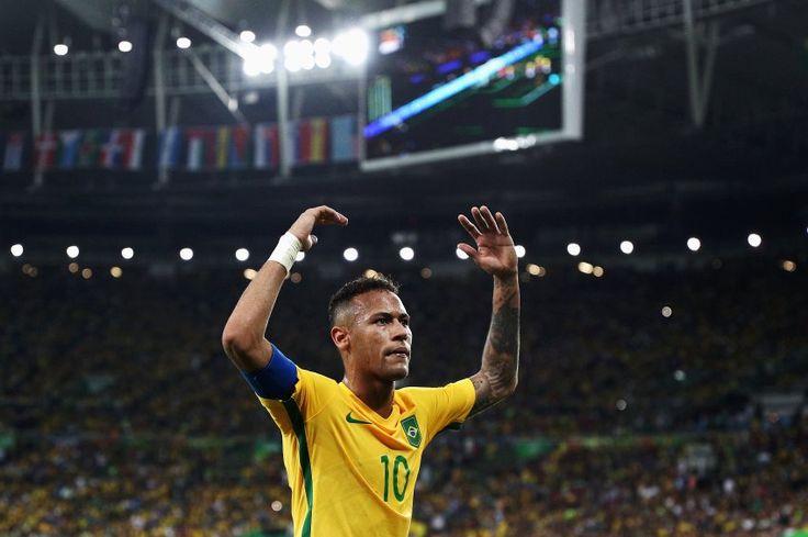 Was für ein Krimi im Maracanã-Stadion: Die deutsche Fußball-Olympiamannschaft…