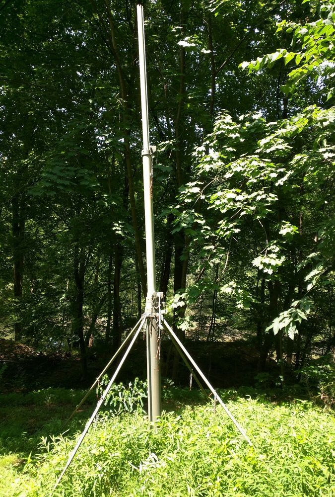 portable ham radio antenne mast