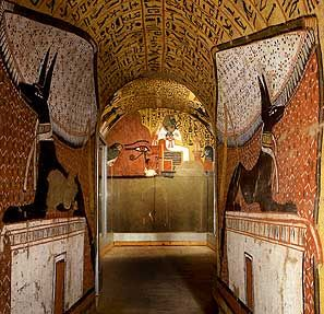 The Tomb of Pashedu, TT3