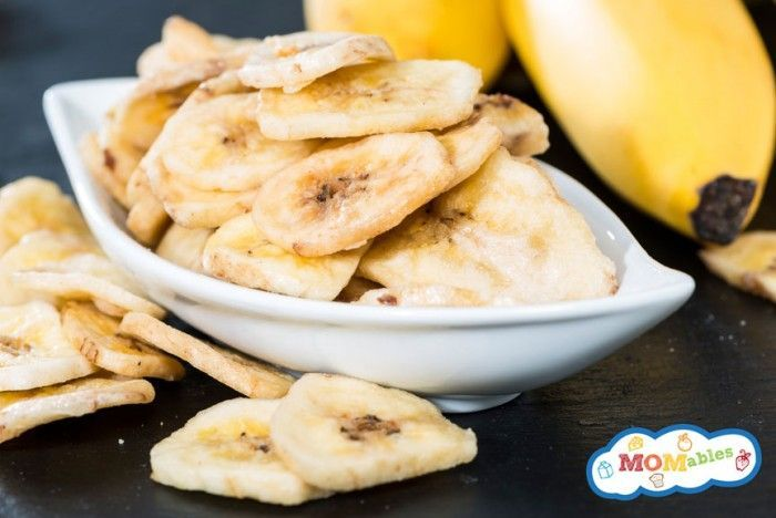 homemade banana chips plantain chips are the perfect addition to a lunch!