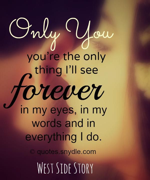 50 Really Sweet Love Quotes For Him and Her With Picture