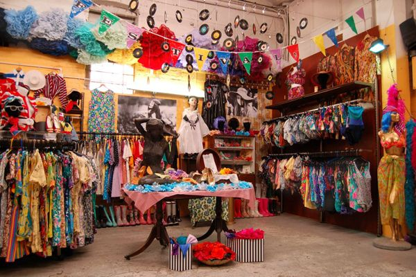 10 London vintage stores you NEED to know