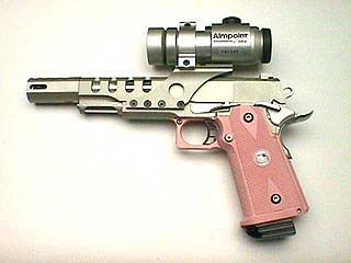 Hello Kitty Gun! So Cute!