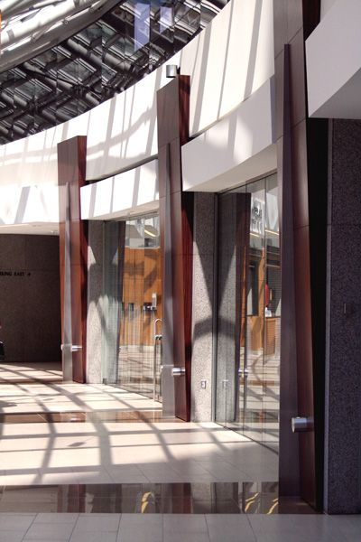 Shopping Centre - Walls coverings - Wood Wall Coverings - Hume Internationale - Wow collection