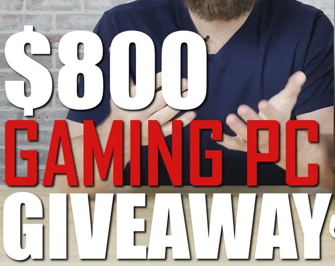 Win February's $800.00 Build-A-PC. Tech Guided holds giveaways on a regular basis. Each month they give away $800 in PC components to one lucky winner, and they also have other giveaways mixed in.