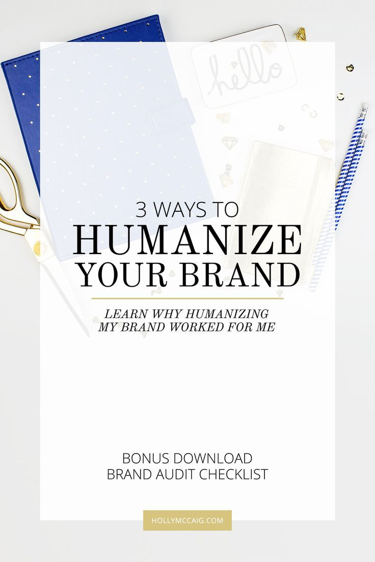 When you humanize your brand - BOOM! It's like fireworks. As a brand strategist, I get this excited feeling when my clients discover how they humanize their brand. That lightbulb moment goes off, and it's as if they discovered a new world! They are unstoppable! See how you can humanize your brand and download my free Brand Audit Checklist.