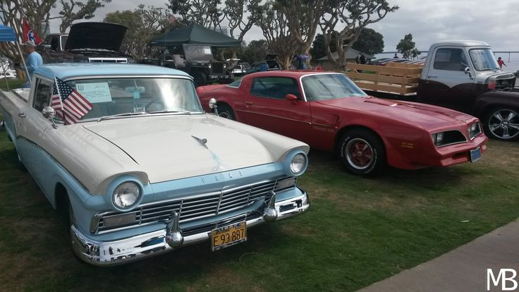 vintage cars in san diego