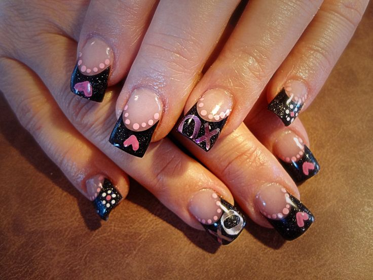 Very Valentine S Day Nail Art Www Nailsmag Style