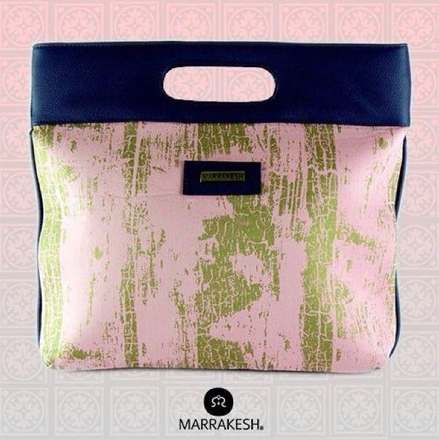 Nuestra nueva estrella de la línea Básica Marrakesh, un bolso que se acomoda a tus planes #MarrakeshStyle #New #Collection