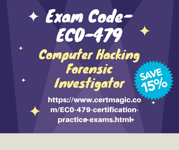 Are you searching for easy and 100% original dumps and study material for Computer Hacking Forensic Investigator? Visit the url mentioned on the image to directly download from our website and get 15% off. #IT #Trainingmaterial #learningmaterial #ECCOUNCIL #hacking #computerhacking #investigator #exam #dumps #discount